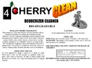 Cherry Clean Deoderizing Cleaner