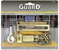 LOCKING CHAIN DOOR GUARD