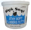 STAY-SOFT PLUMBER'S PUTTY