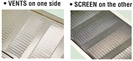 WINDOW SCREEN VENTILATORS